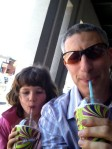 Nick with Daughter Mathilda