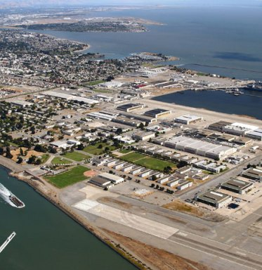 The Alameda Point