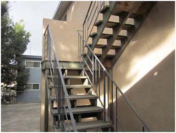 3231 Prentiss Street Stairs