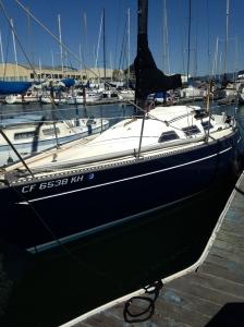one dollar sailboat